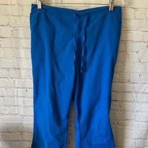 Cherokee Blue Scrubs Women's Pants Size Small
